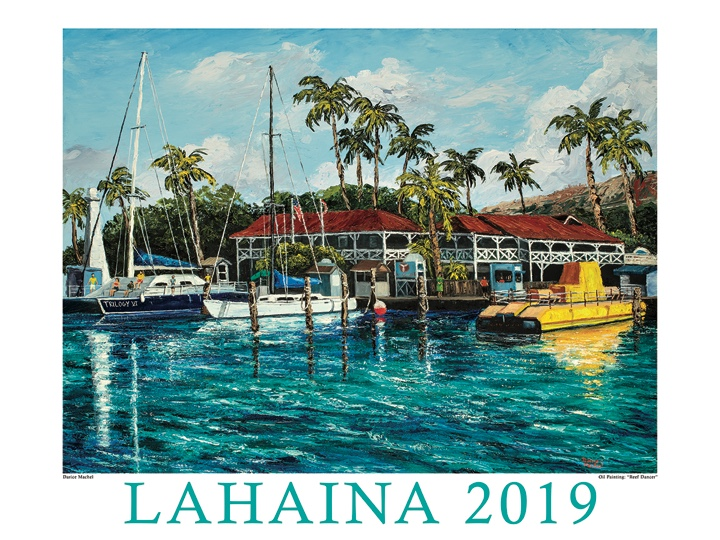 31st Annual Lahaina Poster Contest Begins