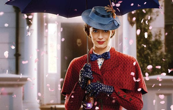Starry Night Cinema: Mary Poppins Returns, April 5