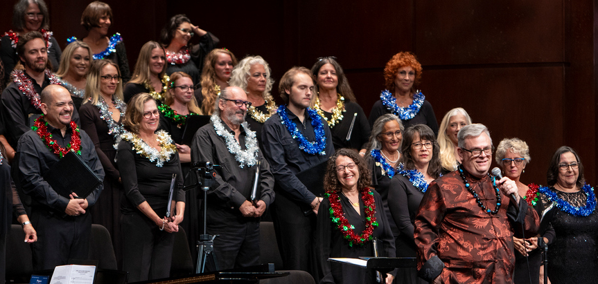 Maui Choral Arts Spring Concert, April 28