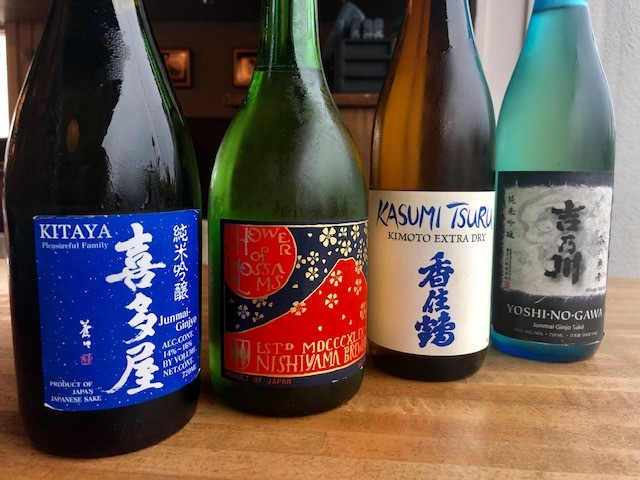 "Sansei Kīhei Hosts ""Kampai!"" Sake Dinner"