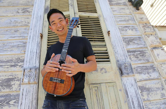 Jake Shimabukuro Returns to the MACC, March 16