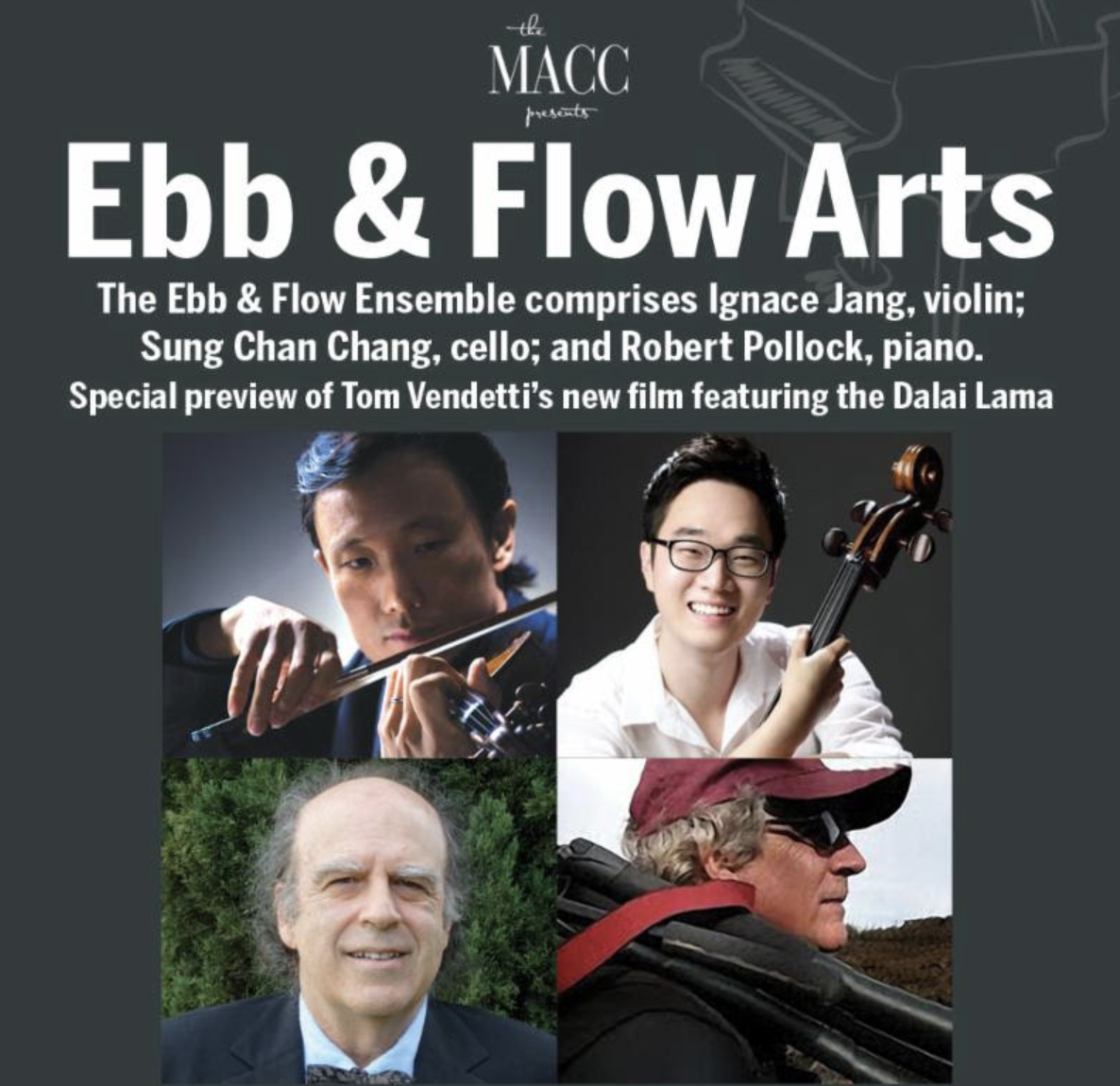 Ebb & Flow Arts 20th Anniversary, March 3