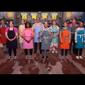 Maui Chef Competes on Food Network Baking Show