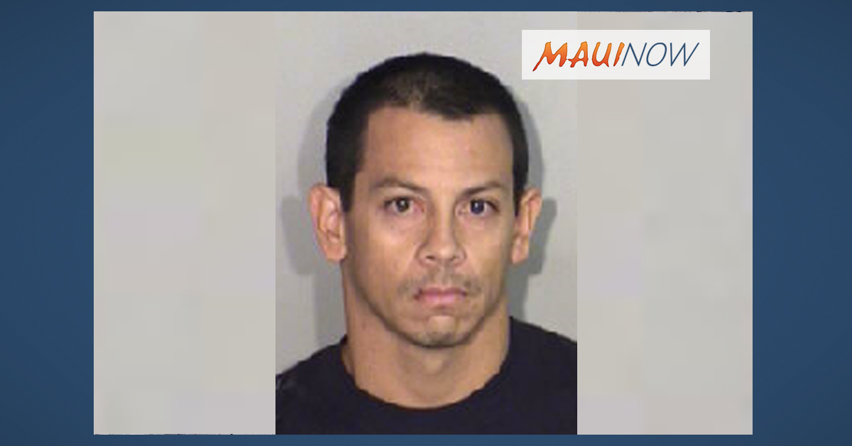 Pukalani Man Arrested After Vehicle Pursuit