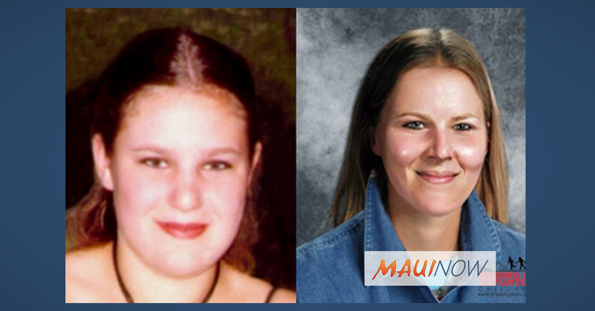 Maui Missing Person Cases Added to NamUs Website