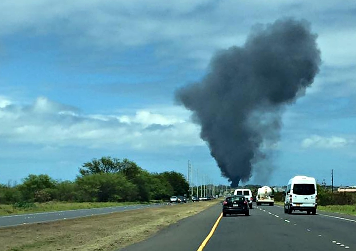 Live Fire Training to Be Held at Kahului Airport