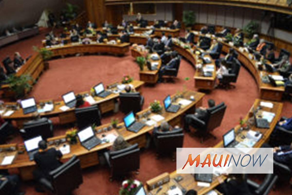 169 More Bills Cross Over to Hawai'i Senate