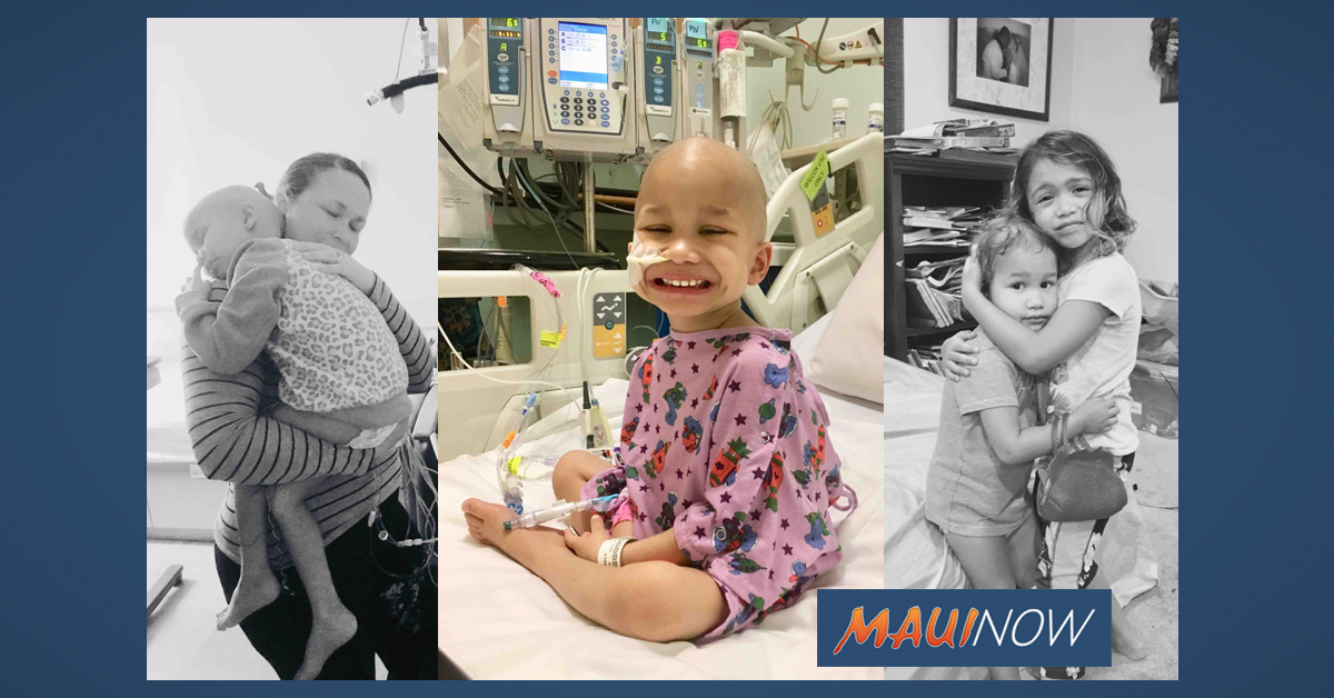 Maui Girl on Cancer Journey Gets Disney Wish Granted