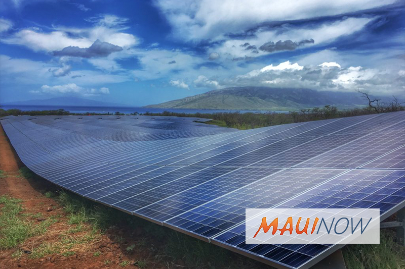 Hawaiian Electric Continues to Strive for Renewable Energy