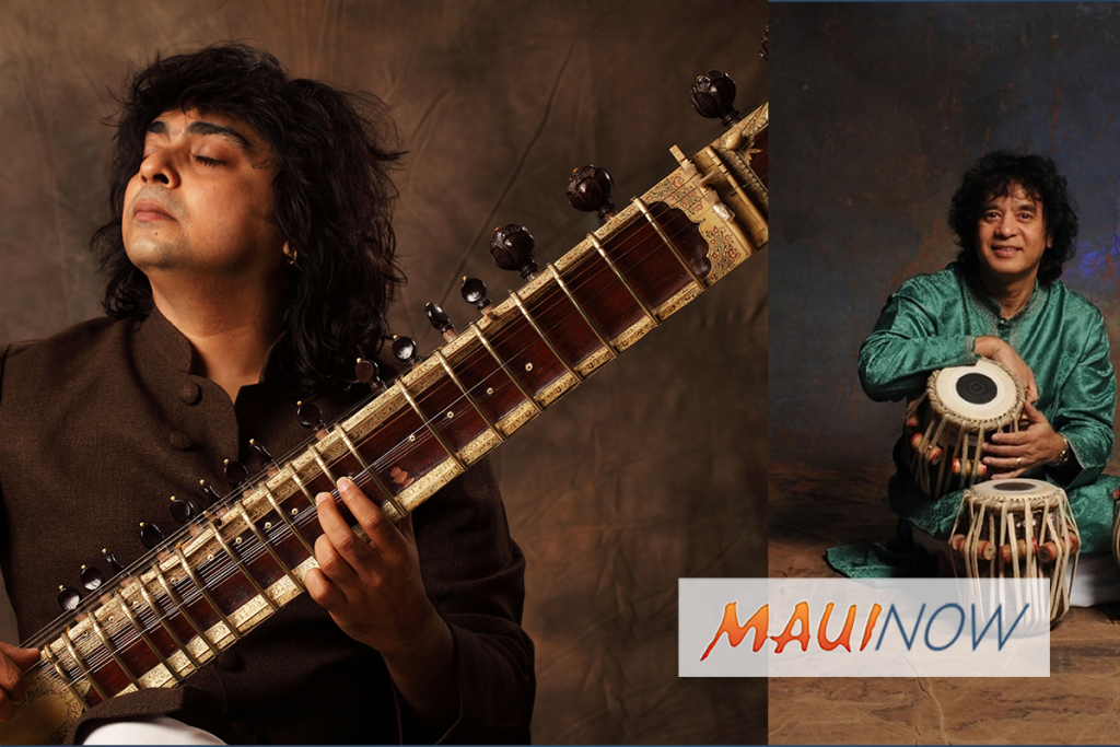 Maui Now: World-Class Indian Musicians to Perform at MACC