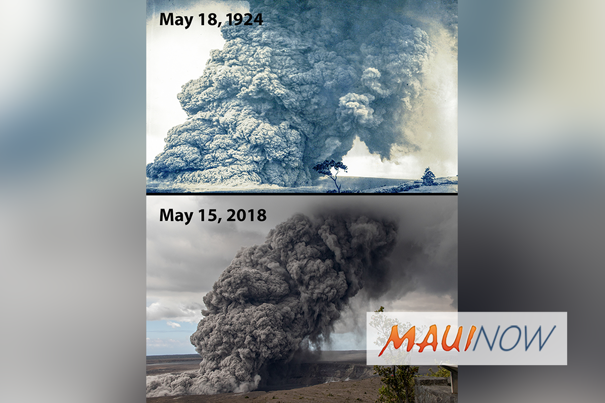 VOLCANO WATCH – 22 March 2019