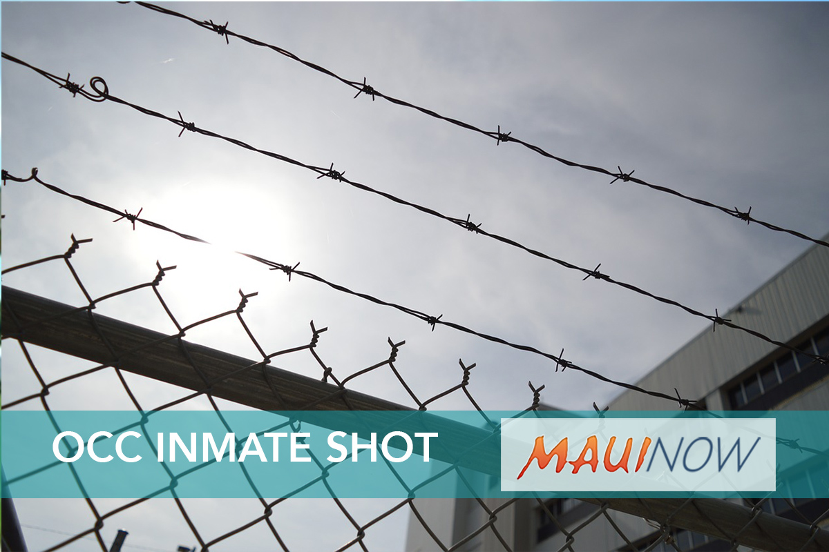 UPDATE: OCCC Inmate Fatally Shot