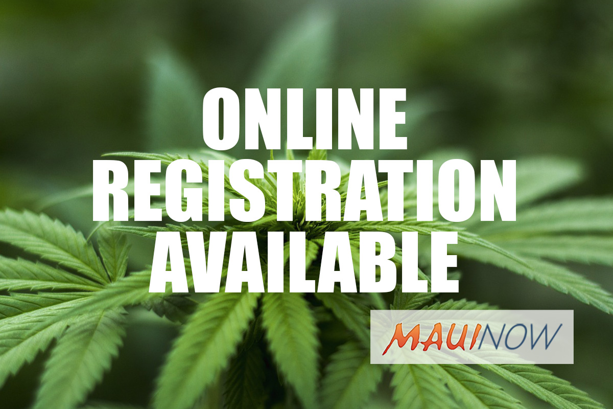 Online Registration Accelerates Access to Medical Cannabis