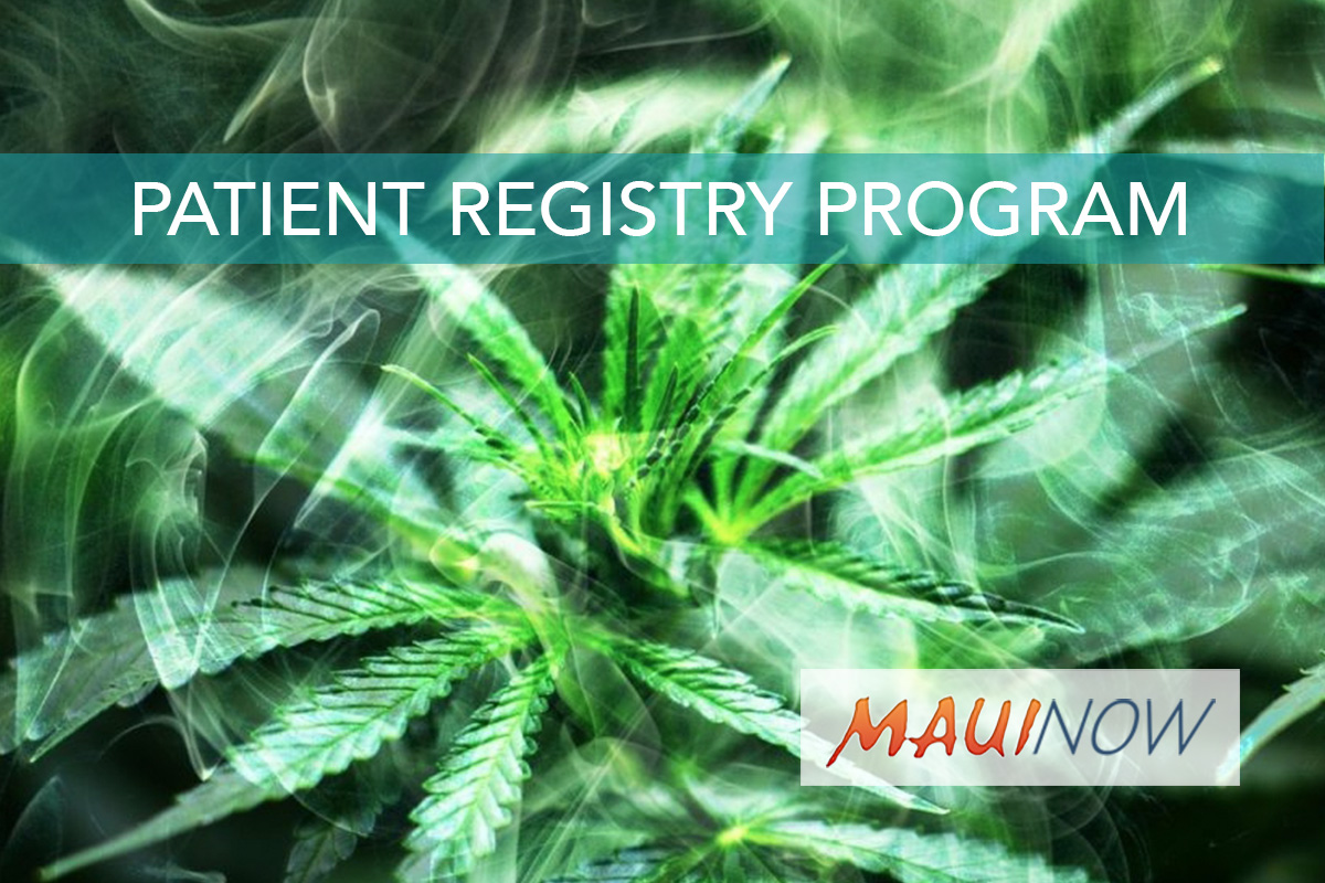 VIDEO: DOH Provides Med Cannabis Patient Registry Program Information