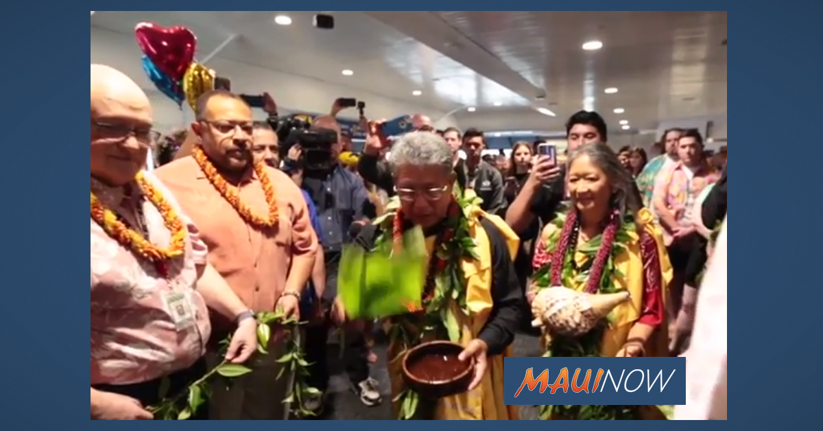 Southwest Launches Inaugural Commercial Flight to Hawai'i