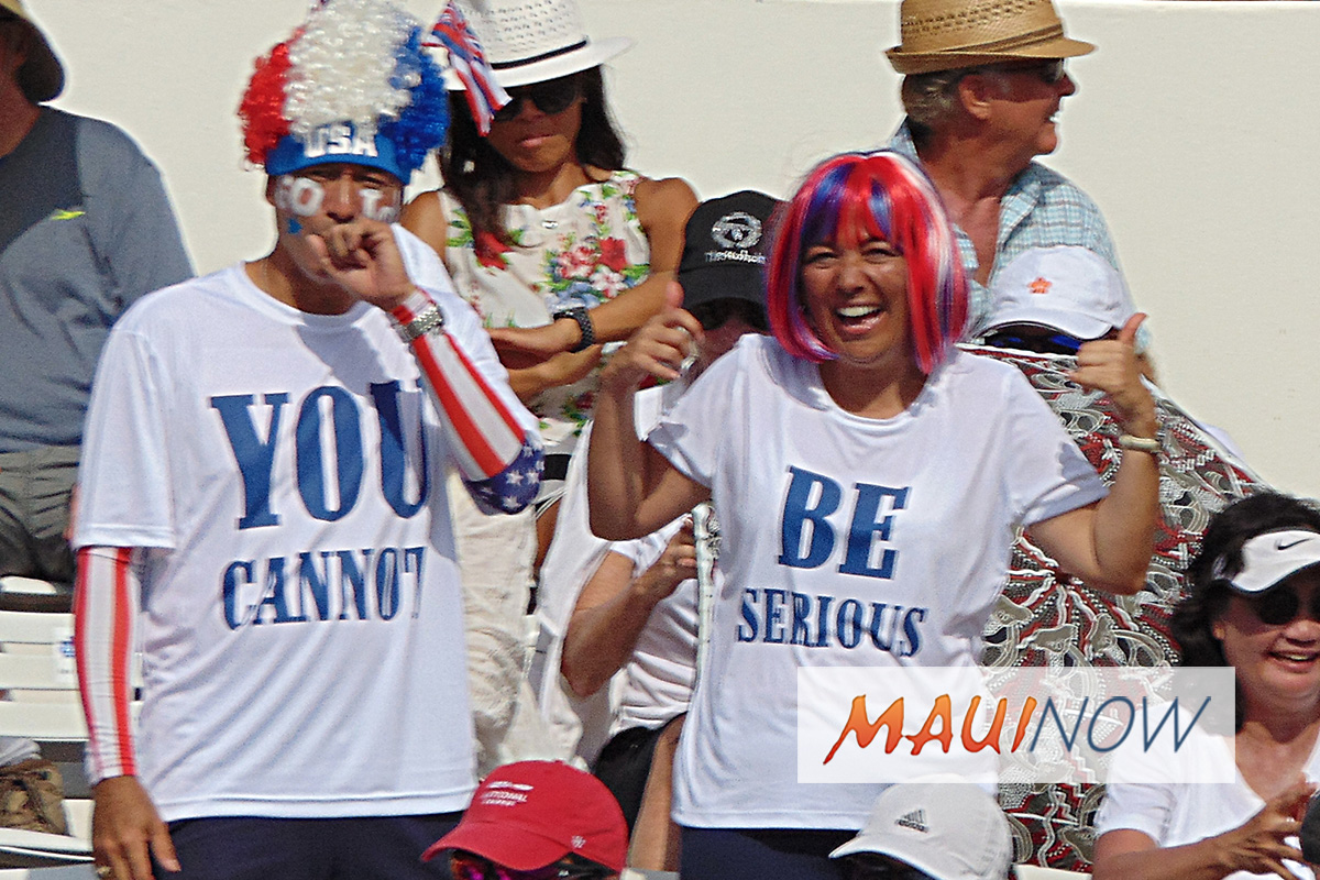 McEnroe, Chang, Haas, Philippoussis to Battle on Maui
