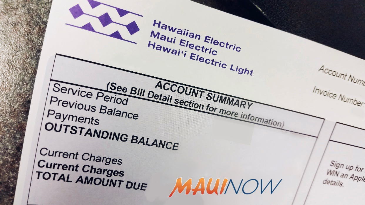 PUC Approves First Maui Electric Rate Increase in 6 Years