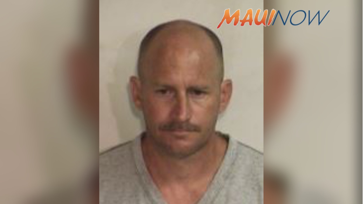 Police Search Haʻikū Home, Man Arrested on Drug Charges