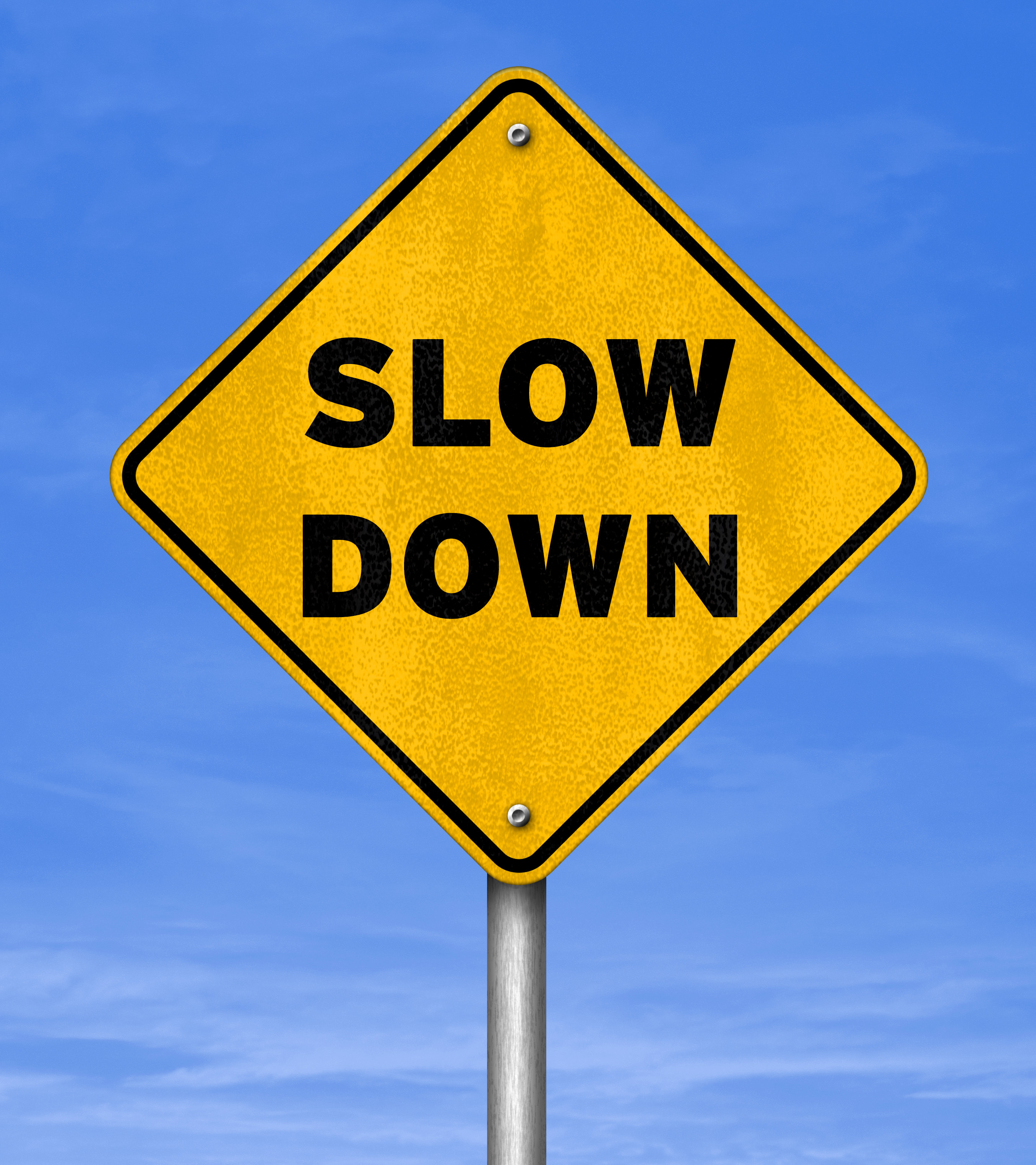 Ask The Mayor: Can I Get a Slow Down Sign on My Street?