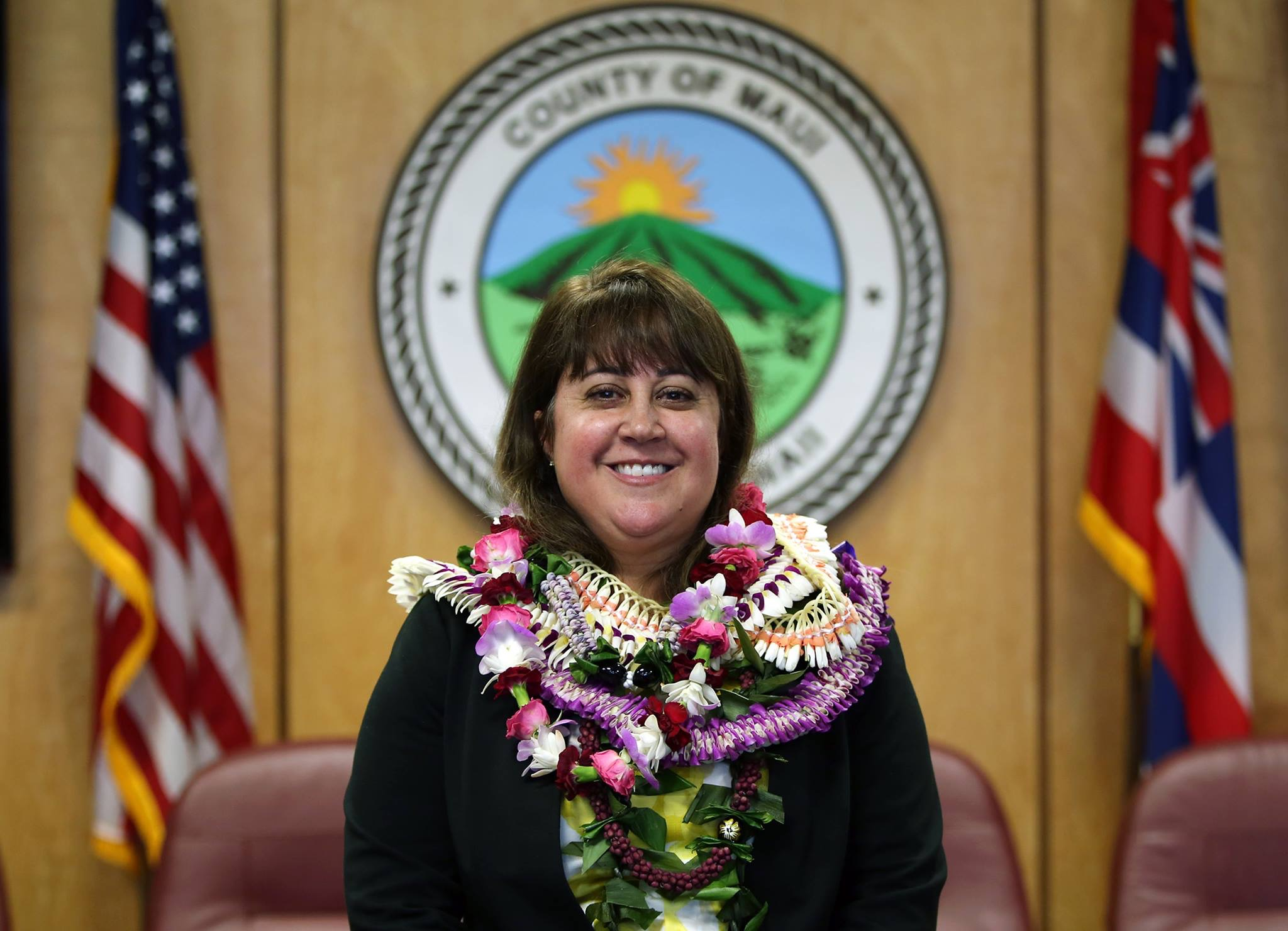 Wong Resigns, Lutey Named Maui Corporation Counsel
