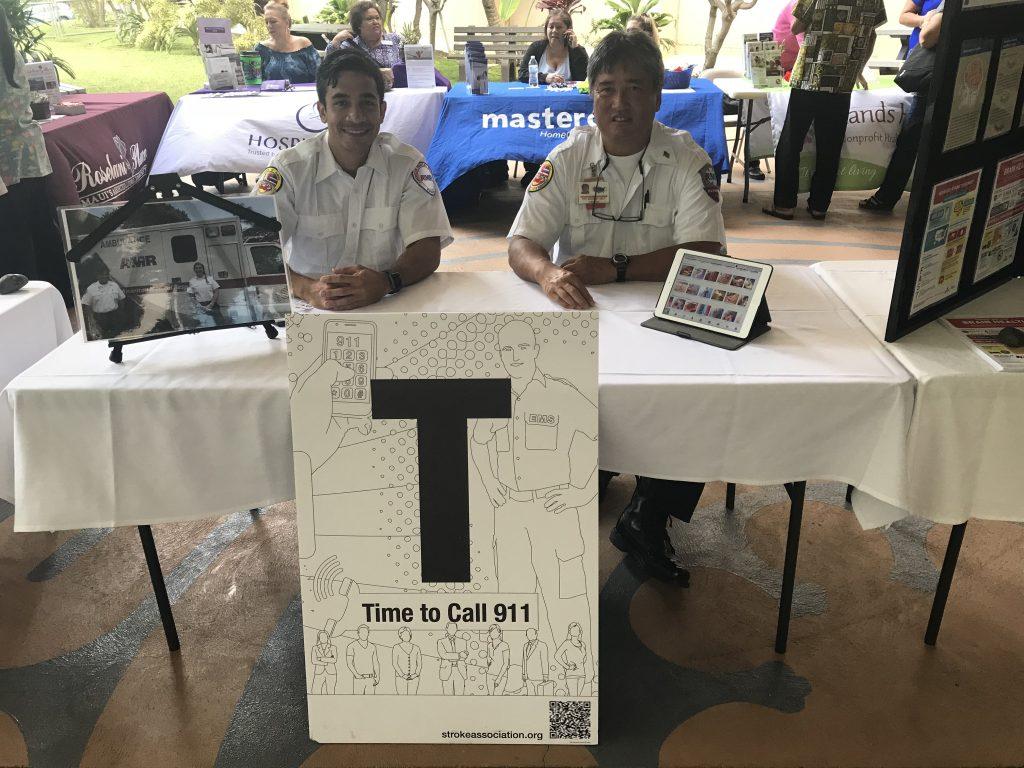 Maui Now : Maui Stroke Awareness Community Health Fair, May 2