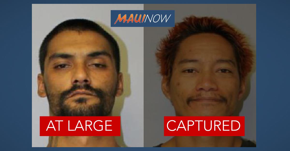 Manhunt Continues for Maui Escapee