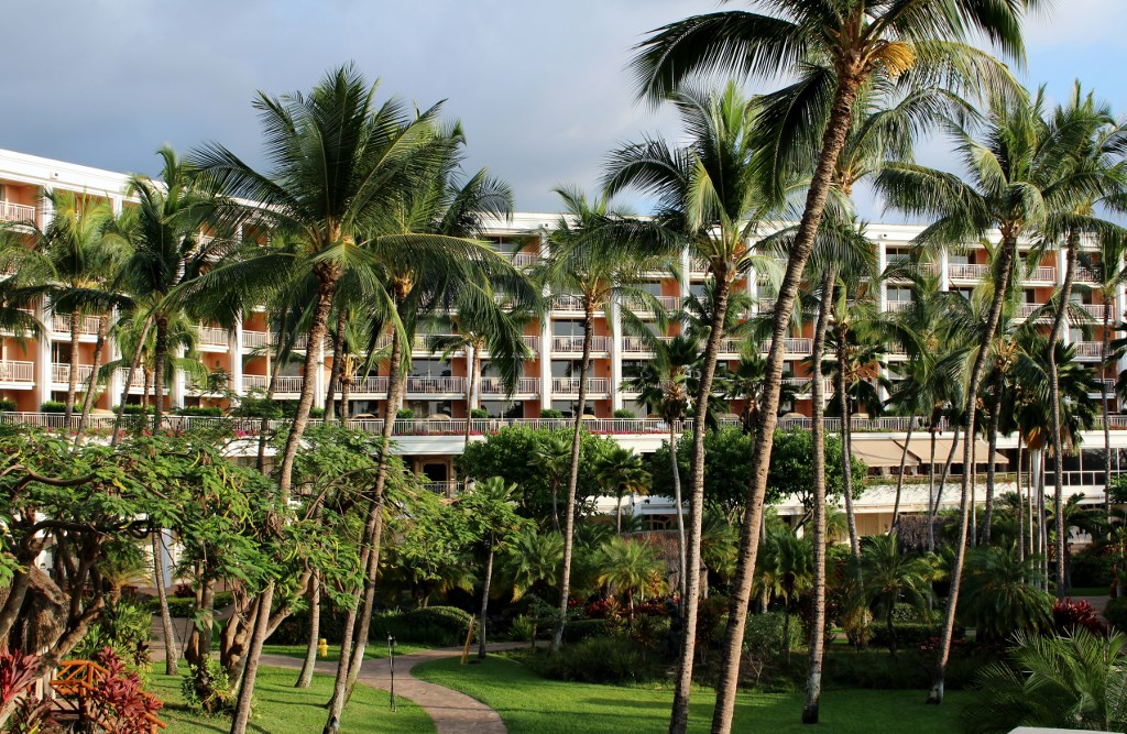 Maui Hotels Lead State in RevPAR