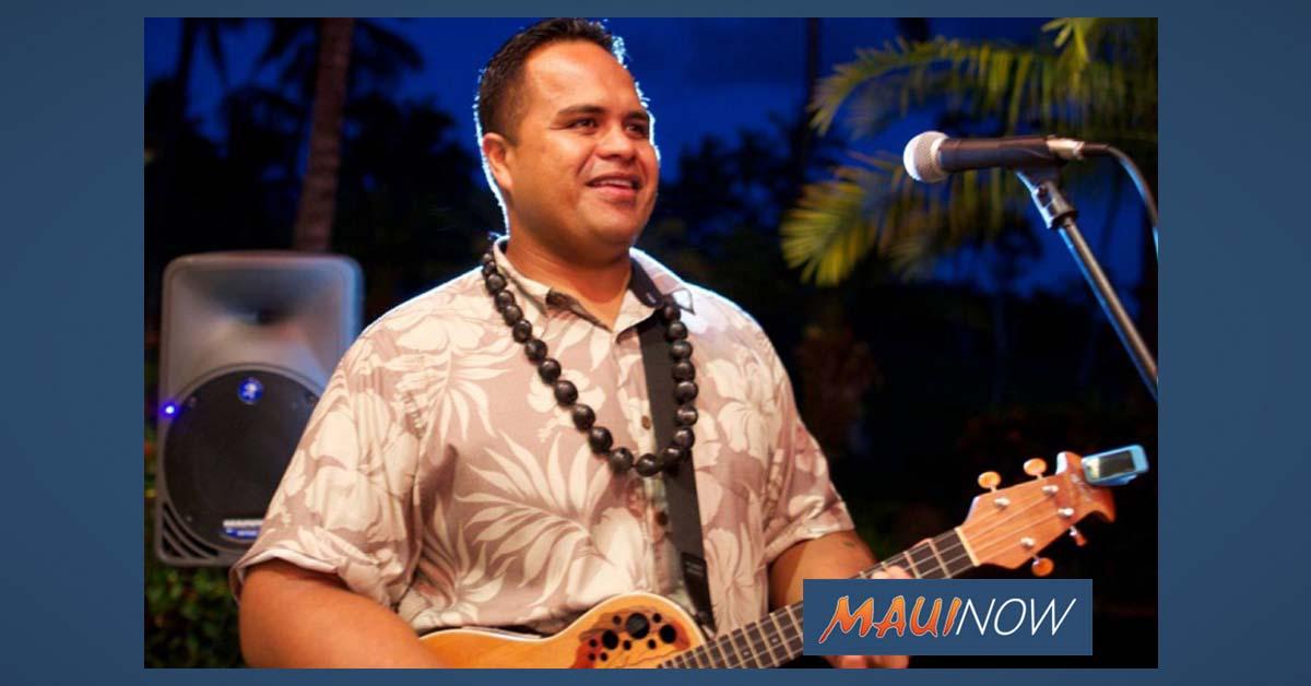 Marvin Tevaga FREE Concert at Baldwin Home, April 25