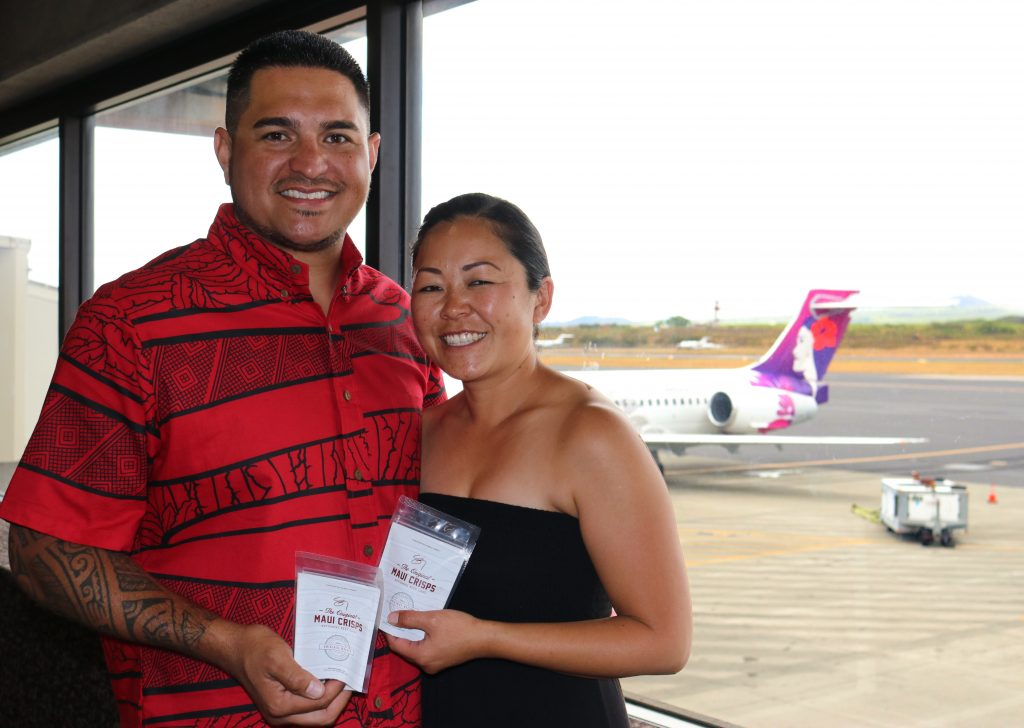 Maui Crisps Partners with Hawaiian Airlines to Celebrate 56th Merrie Monarch