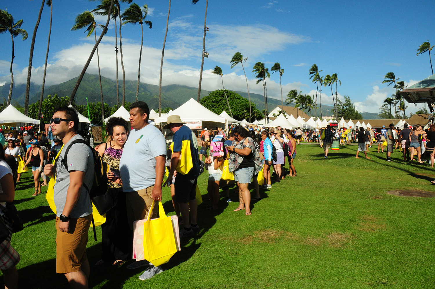 Made in Maui County Festival Kicks Off Today!  Free Shuttle on Saturday