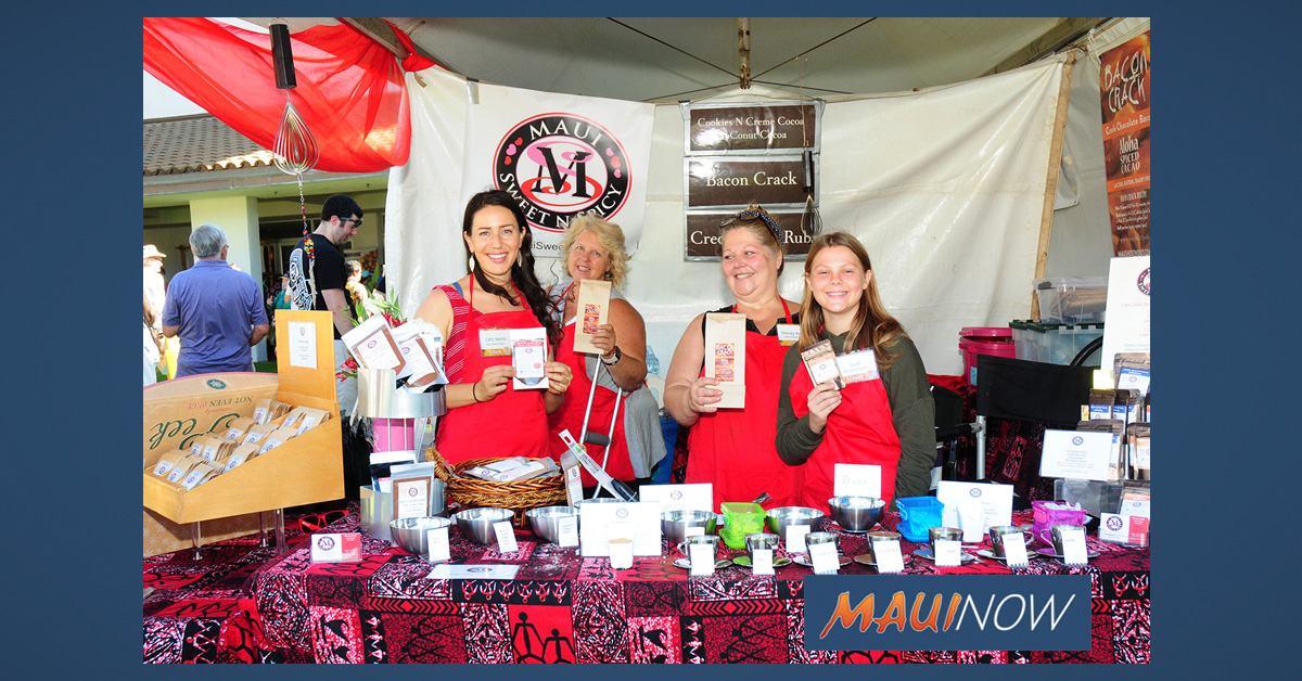 Made in Maui County Festival Vendors Announced
