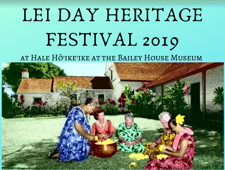 Lei Day Heritage Festival 2019, May 1