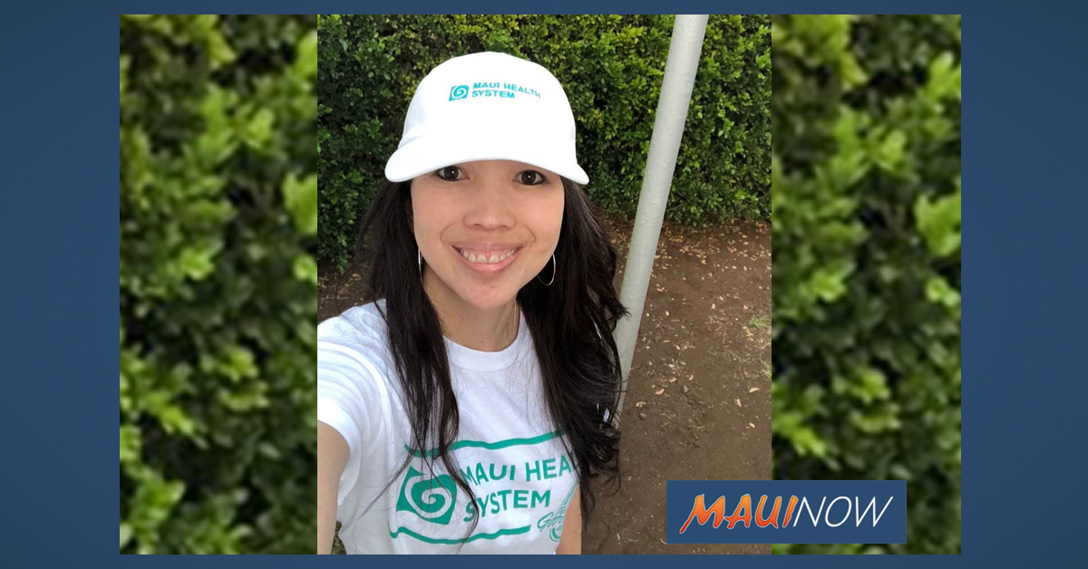Participants to Walk With a Purpose at Maui Heart Walk