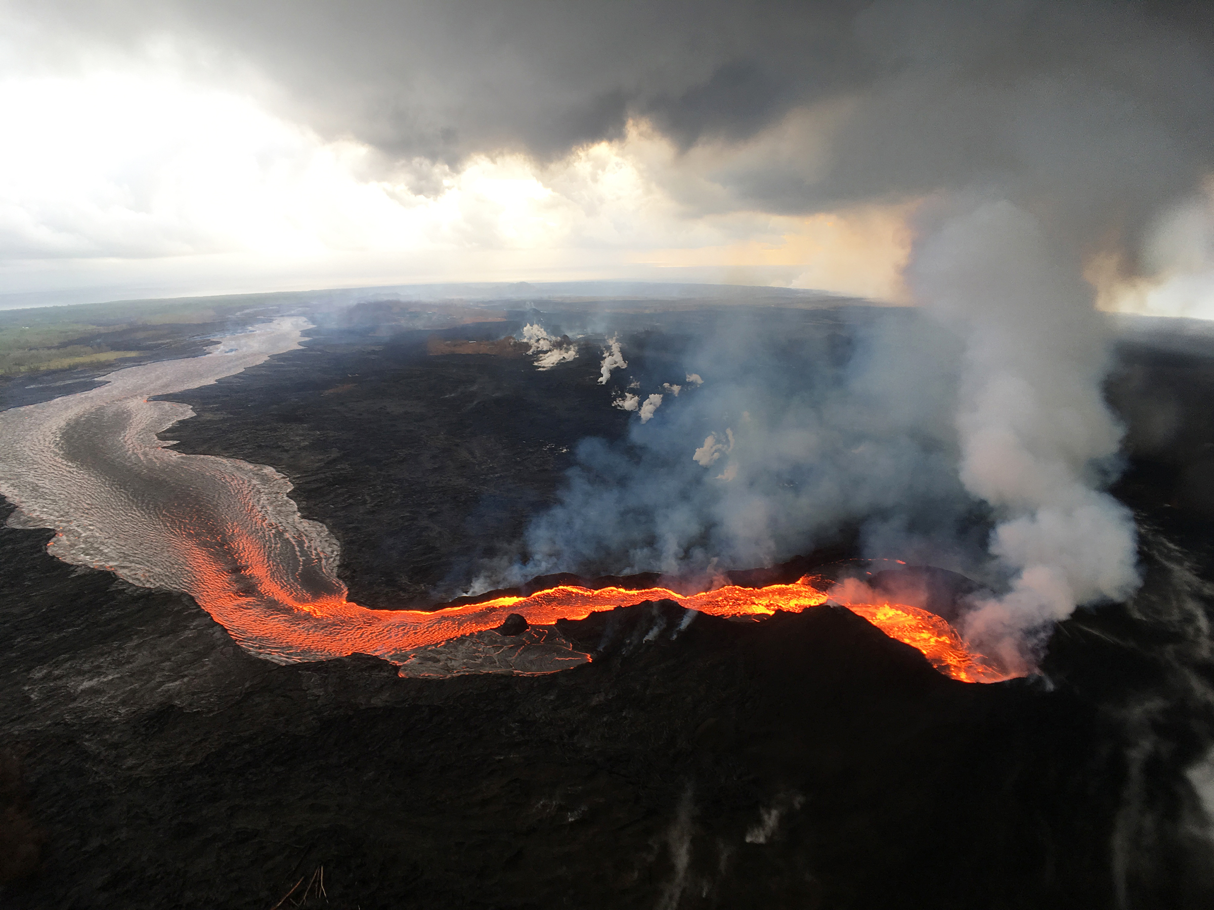What We've Learned From Kīlauea's 2018 Lower East Rift Zone Eruption
