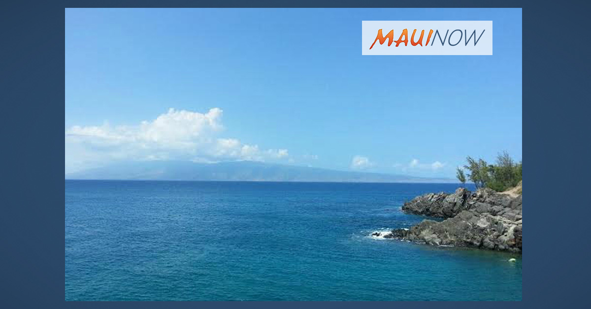 Maui Woman Swept into Ocean at Kapalua