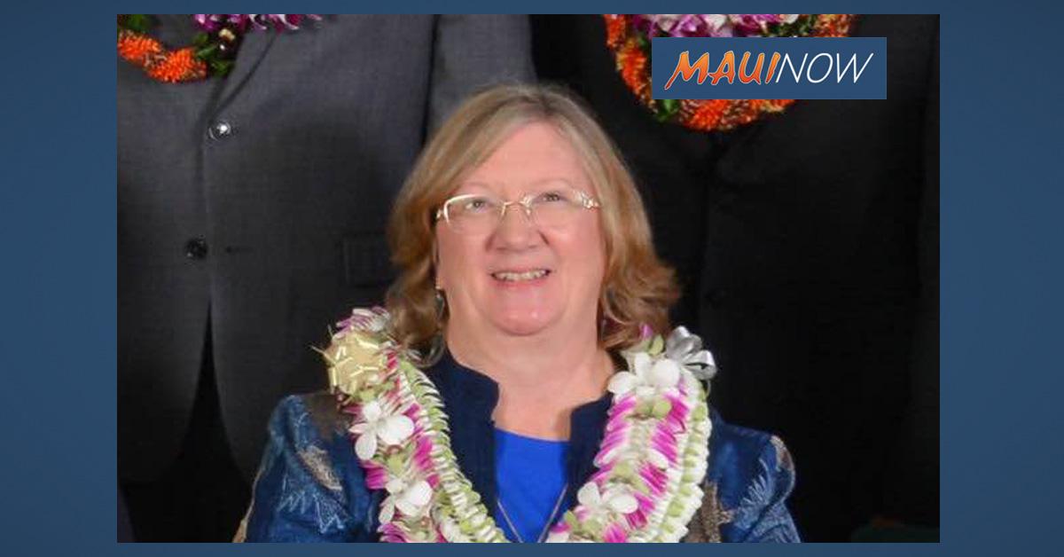 Kamali'i Elementary Principal on Maui Honored for Leadership