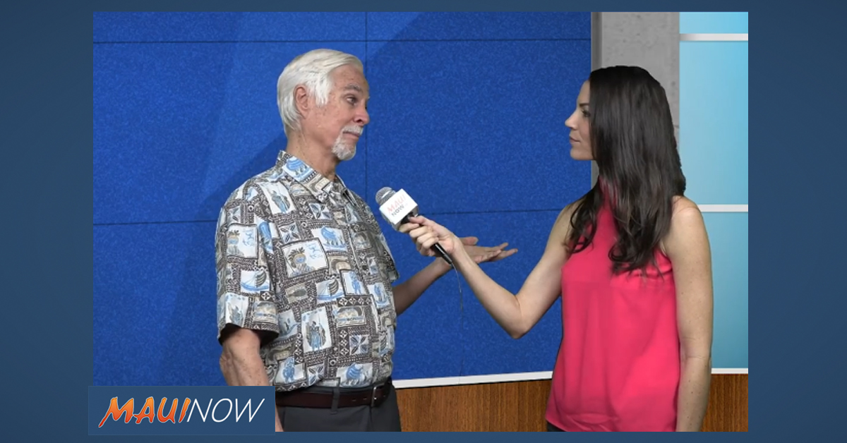 Tsunami Awareness Month: Malika Interviews Tsunami Expert Dr. Dudley