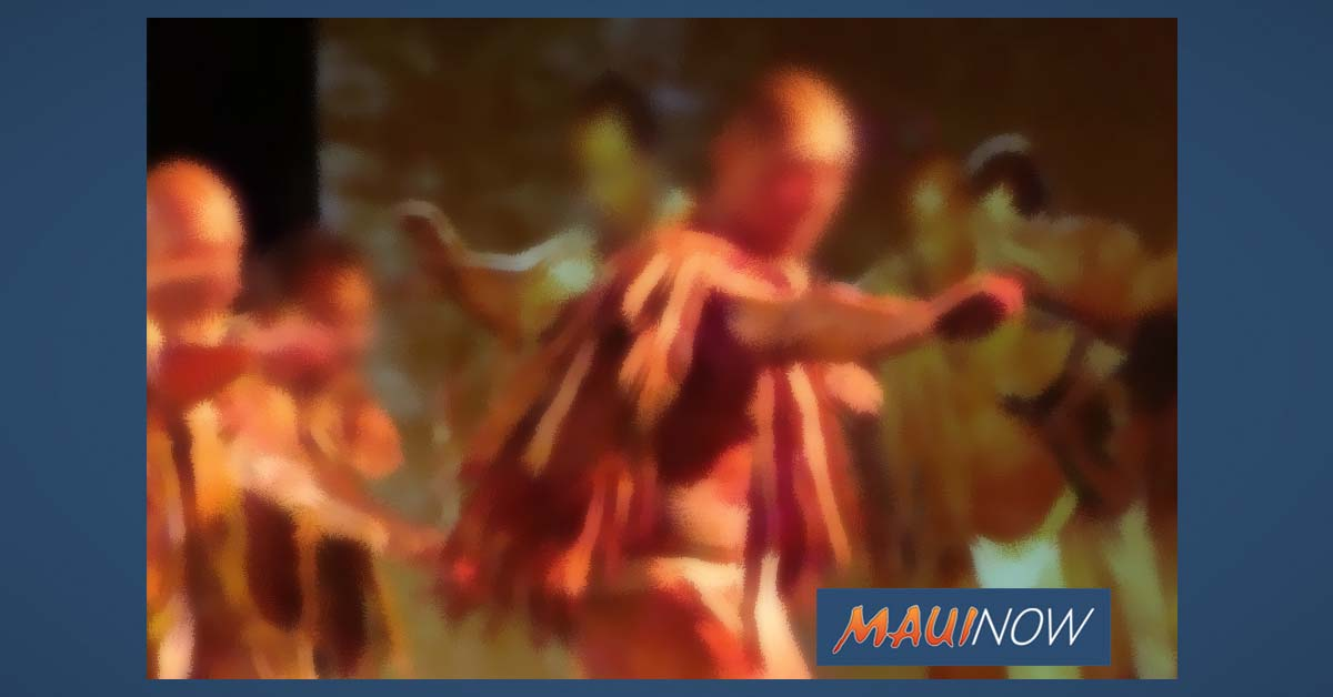 Maui Historical Society Hula Drama, May 5