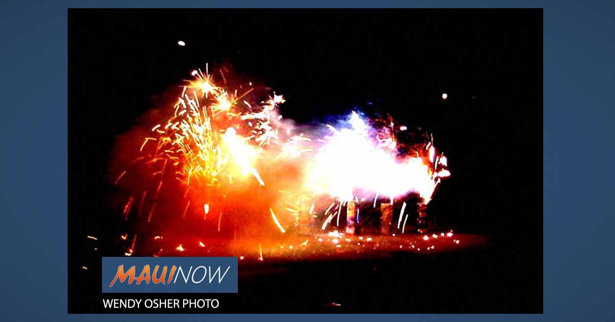No Firecracker Permits Issued on Maui for Fourth of July