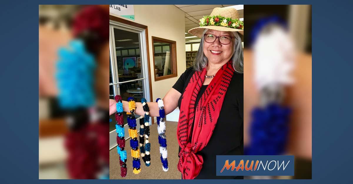ʻAhahui Kaʻahumanu Hosts Lei Fundraiser