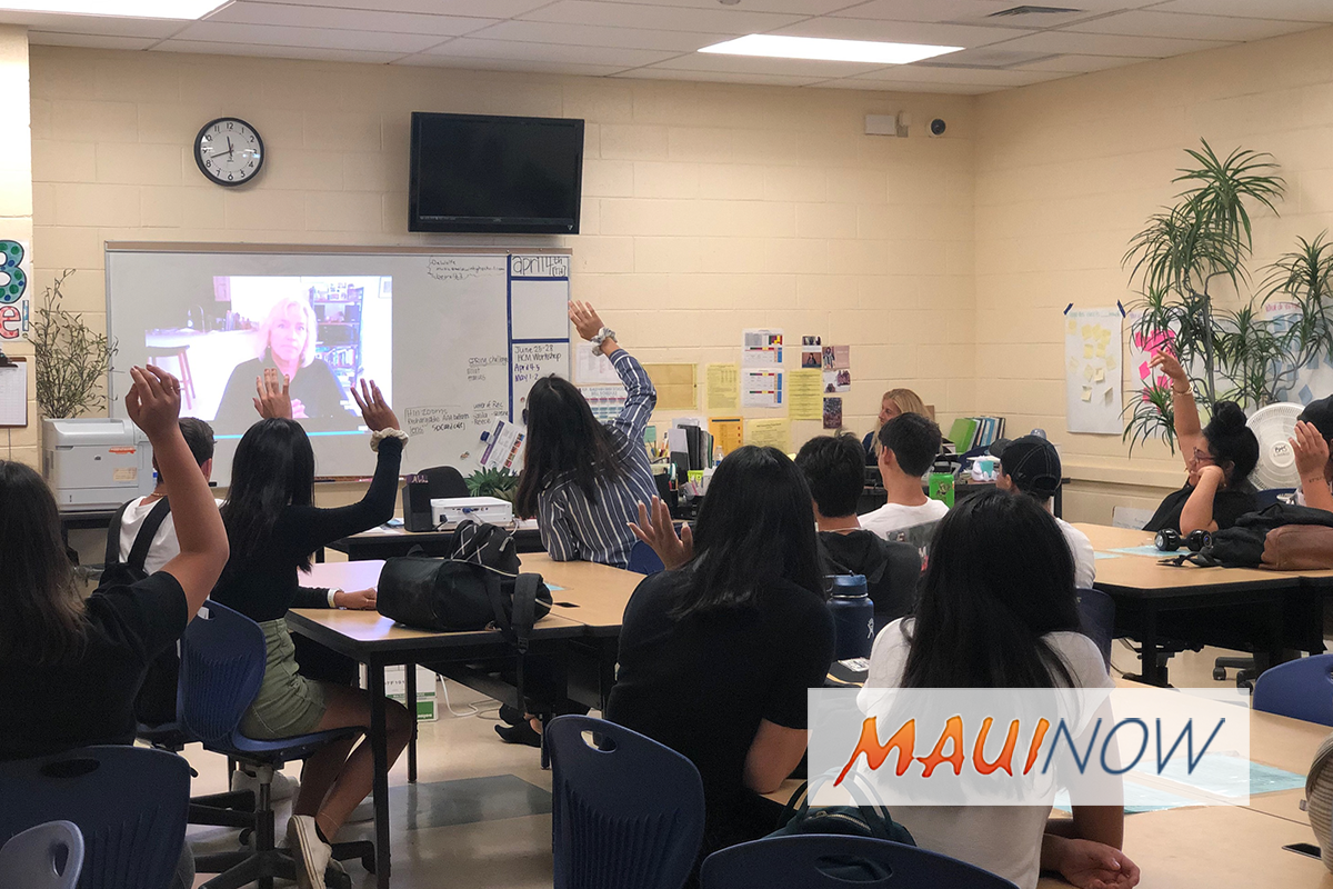 Hawaiʻi World of Work Week Connects Students to Careers