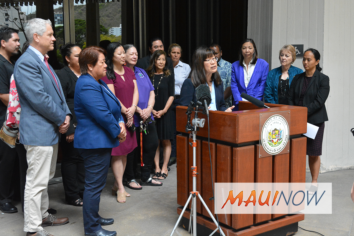 Legislature Passes Suicide Prevention Bills