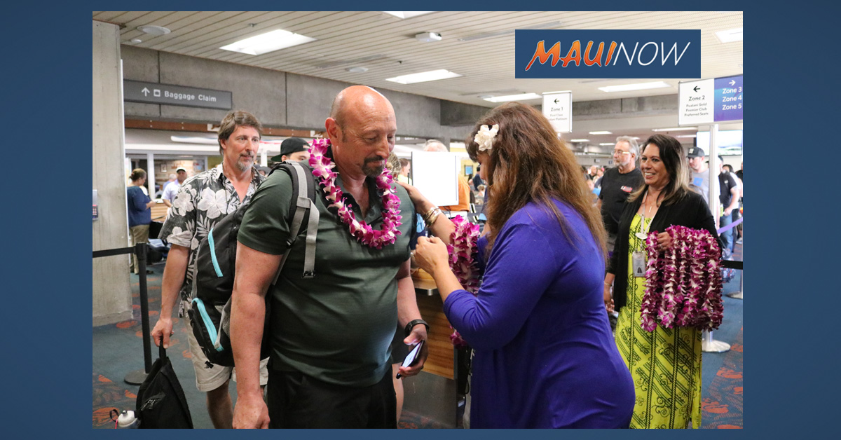 Hawaiian Airlines Launches Kahului to Sacramento Non-Stop Flights