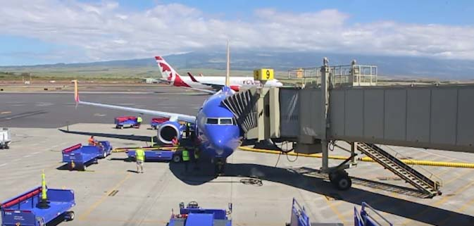 Southwest Airlines Now Offering Pre-Cleared Arrival into Hawai'i