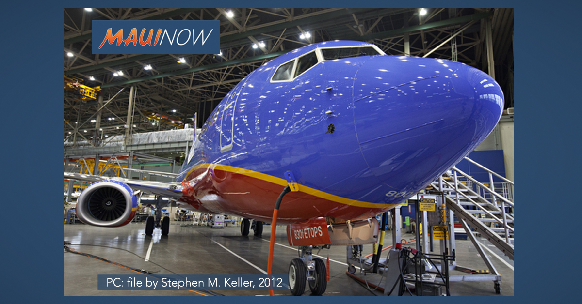 Southwest Airlines Earns Four 2019 TripAdvisor Awards