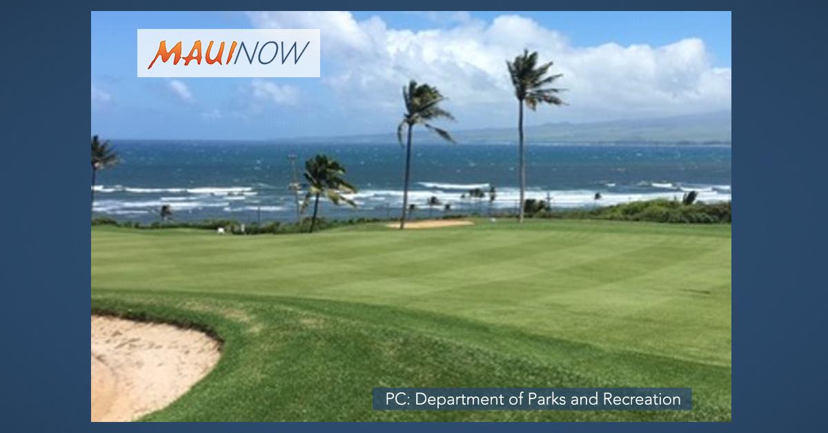 Phase II Renovations at Waiehu Municipal Golf