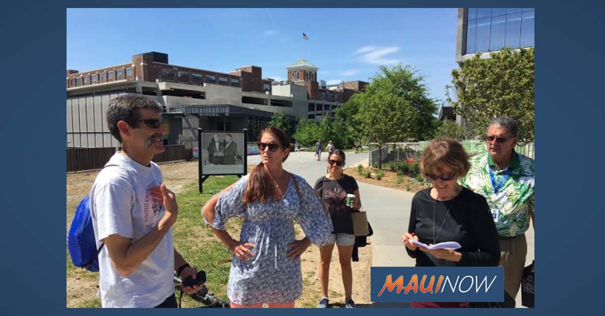 Making Maui County More Walkable