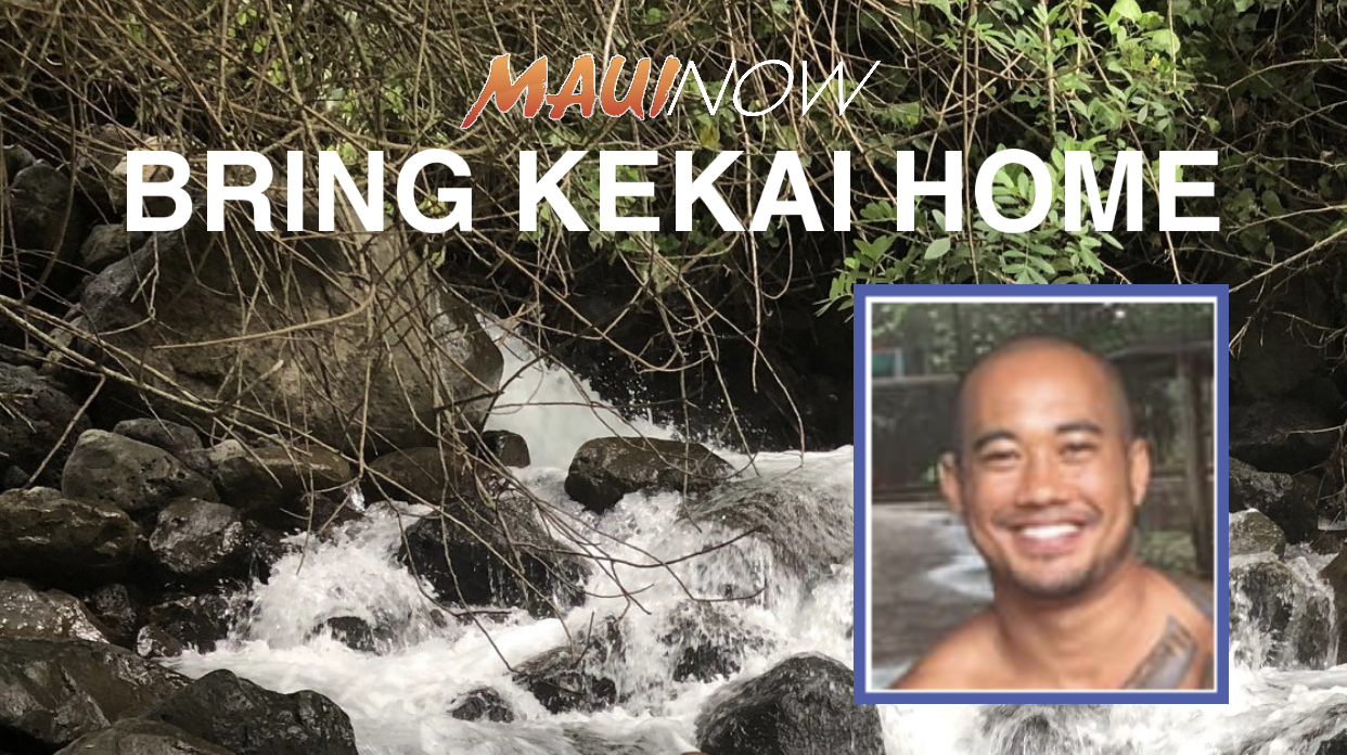 "Community Support Sought in Search for Noah ""Kekai"" Mina"