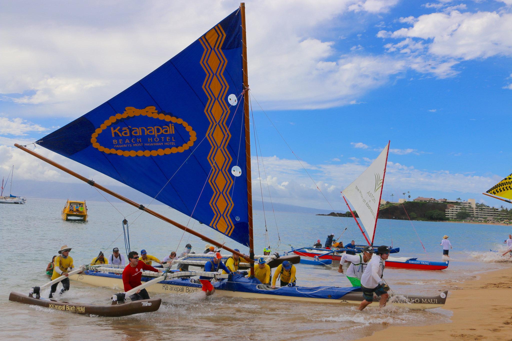 Kāʻanapali Prepares for 15th Annual Wa'a Kiakahi