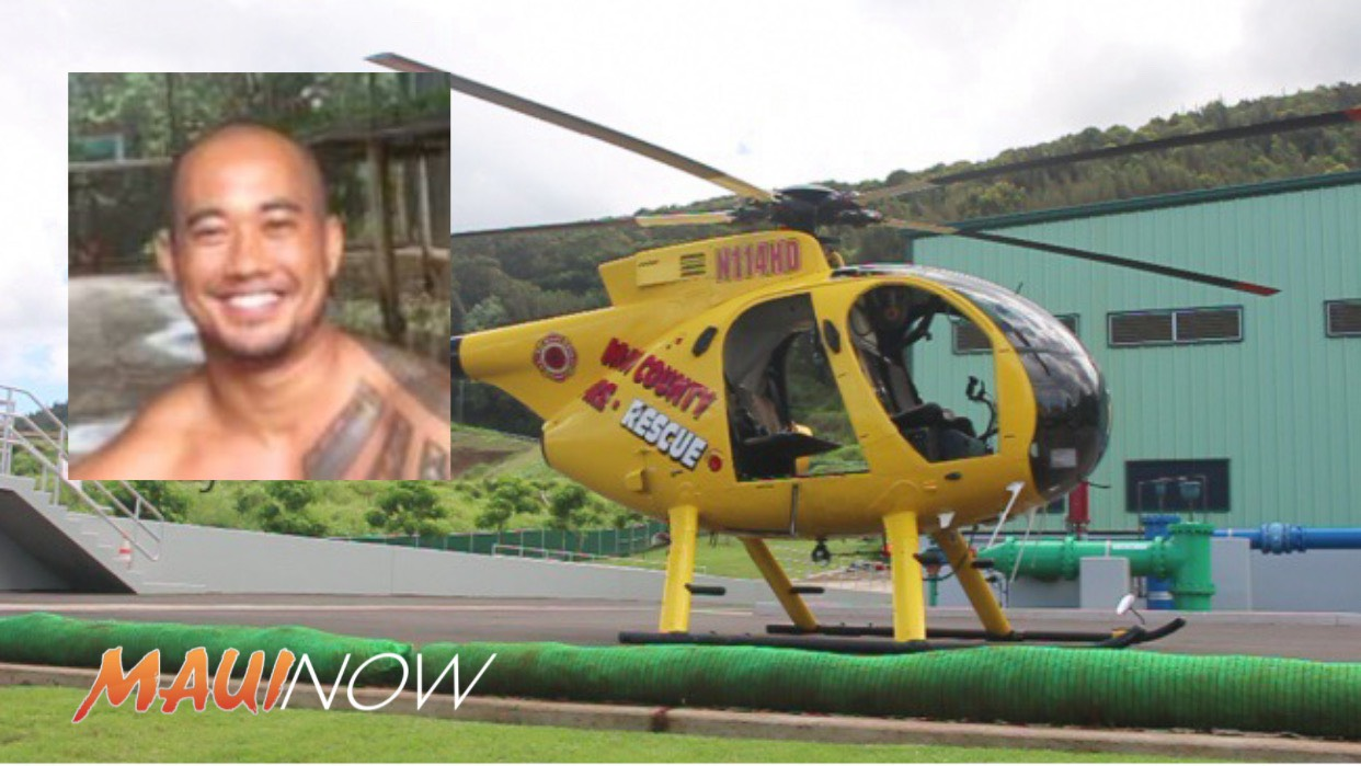 Search Underway for Missing Man at Kapilau Ridge in ʻĪao, Maui